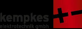 Logo von Elektrotechnik Kempkes GmbH